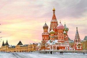 Russia offers magical winter destinations to travellers
