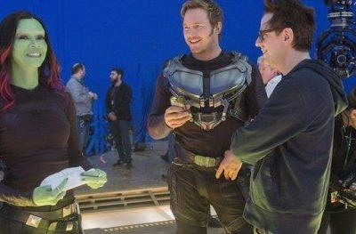 James Gunn's Role in Marvel Phase 4 Was Blown Out of