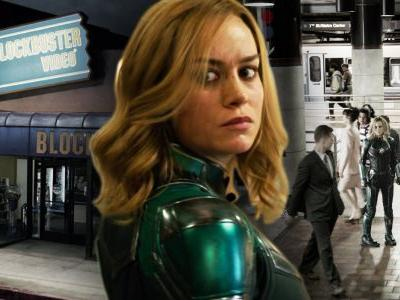 Captain Marvel Trailer Clues Reveal WHEN The Movie Is Set