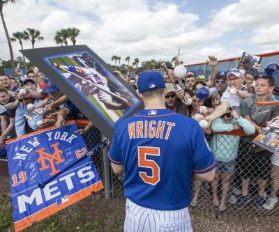 David Wright set Mets standard off the field as much as on it
