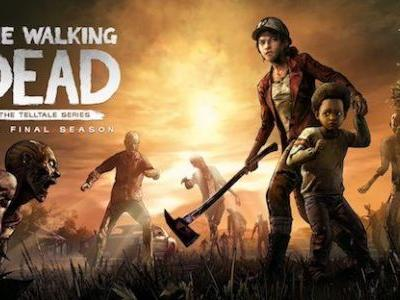 The Walking Dead: The Final Season Will Be Revealed at PAX East
