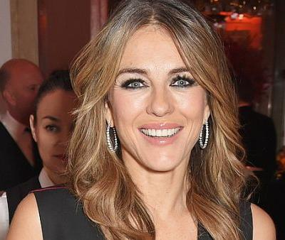 Elizabeth Hurley Reveals The Secret To Her Youthful Complexion