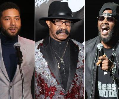 Drake's dad says he supports 'friends' R. Kelly, Jussie Smollett