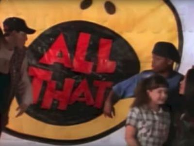 Nickelodeon Is Rebooting 'All That' - And Yes, Kenan Thompson Is Part of It
