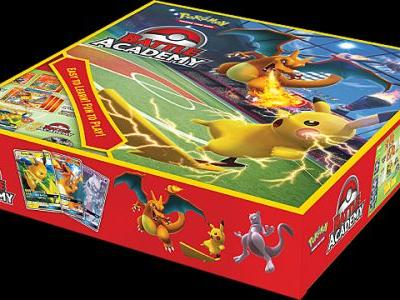 Pokemon Trading Card Game Battle Academy Will Take You to School