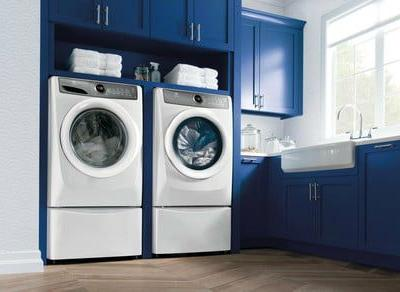 Clean up with these Presidents' Day sales on washers and dryers