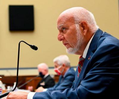 CDC director suggests a face mask is better than a vaccine
