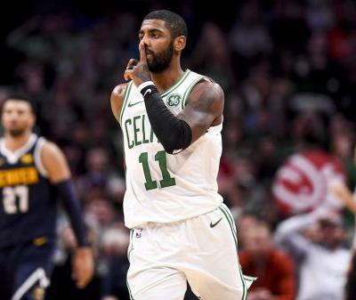 Kyrie Irving Fined $25K for Throwing Ball into Stands