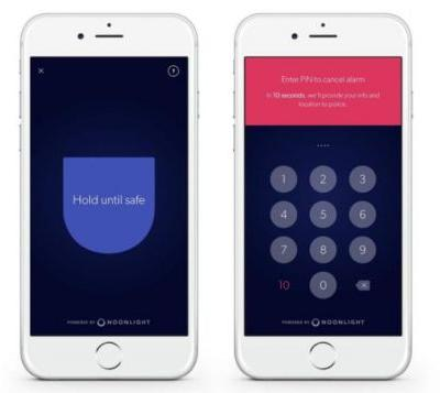 Canary iOS App Receives New SOS Feature