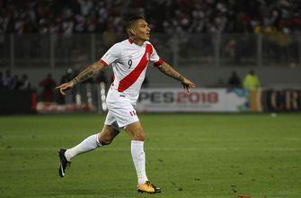 WORLD CUP: Peru returns to finals after 36-year absence