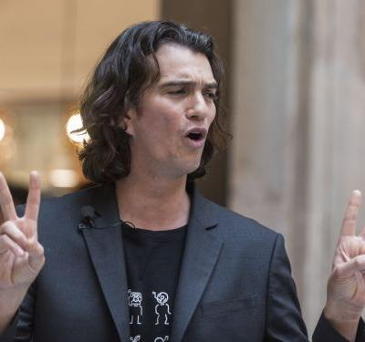 WeWork CEO Adam Neumann has reportedly made millions of dollars by leasing office space to his own company