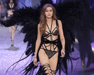 Why Gigi Hadid's Victoria's Secret Show Walk Didn't Go As Planned