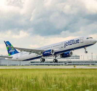 Angry JetBlue customers are slamming the airline after the company was hit with a software outage and flights were delayed