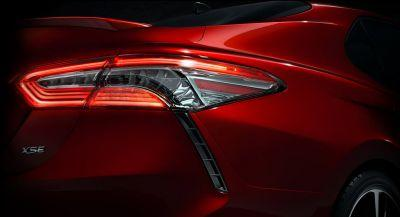 "Toyota Teases 2018 Camry, Says ""Prepare To Stare"""