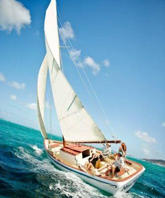 30-second vacation: Sailing off Carriacou in the Grenadines