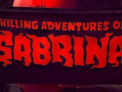 Netflix's Chilling Adventures Of Sabrina Reveals Bewitching First Look