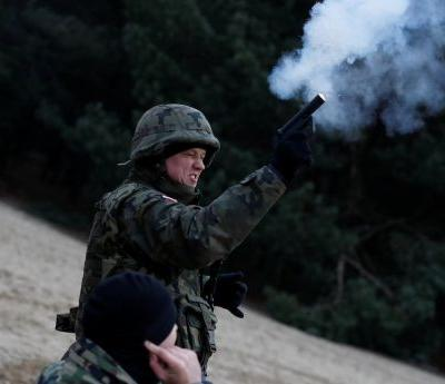 Meet Poland's new volunteer militia, which is ready to die to stop a Russian invasion