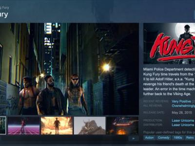 Steam To Remove Video Section From Store