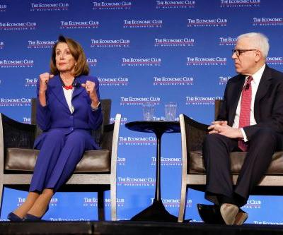 Nancy Pelosi just admitted that Democrats have nothing on Trump