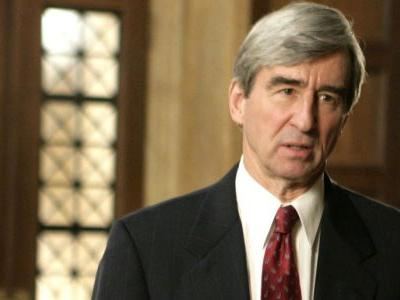 Sam Waterston's Jack McCoy Will Appear on Law & Order SVU This Season