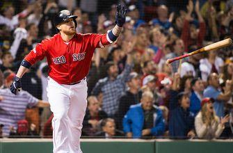 Christian Vazquez hits walk-off home run in the 10th inning to give the Red Sox's the win