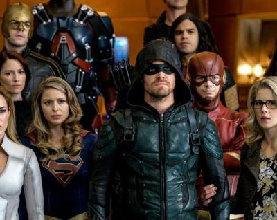 The CW's Crisis on Earth-X Trailer is Here!