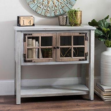 50 Luxury Distressed Blue Console Table Graphics