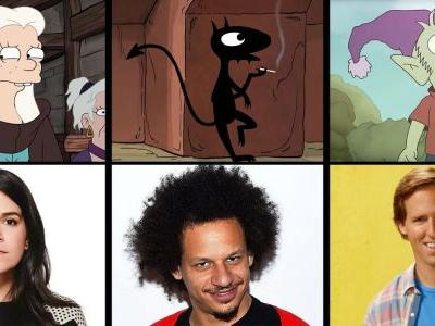 Disenchantment Cast Guide: Who Voices Who On Matt Groening's Netflix Show
