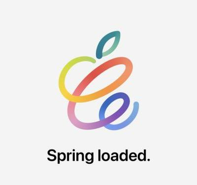 Here's what 'Spring loaded' could mean for the April 20th Apple Event