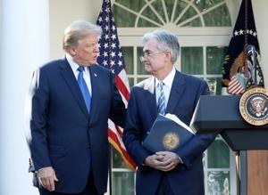 Federal Reserve will keep raising interest rates when and only when it's right, Powell says