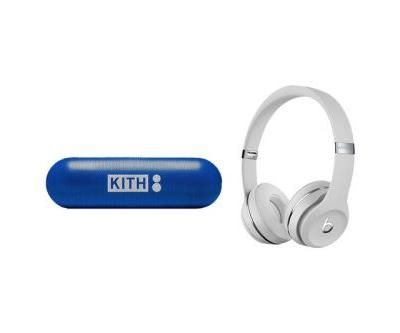 Advent Calendar Day 5: KITH x colette x Beats by Dre Beats Pill+ and Solo3 Wireless Headphones