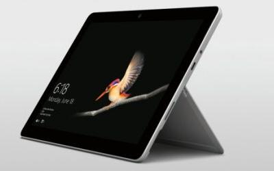 Microsoft's 10-inch Surface Go starts at $399 and ships August 2