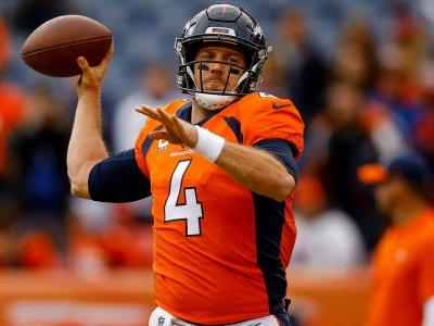 Broncos QB Case Keenum was 'disappointed' to hear of Joe Flacco trade