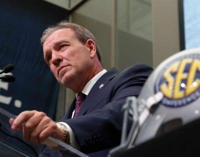 Fisher's new challenge: Make Aggies tough, SEC champions