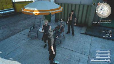 Final Fantasy 15 Weapon Upgrade Mod Guide
