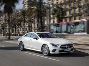 2018 Mercedes-Benz CLS India Launch On November 16