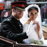 10 Ways Harry and Meghan's Wedding Broke the Royal Rules