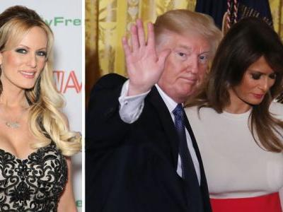 "Stormy Daniels Thinks ""Karma Will Bite Donald Trump in the A-"" for Cheating on Melania"