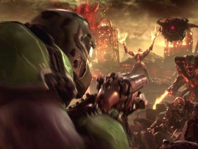 Watch the Doom Eternal QuakeCon reveal right here