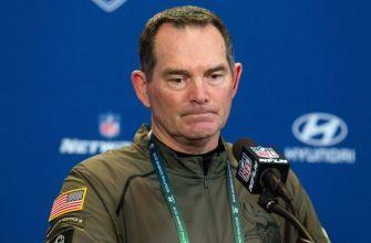 Minnesota Vikings HC Mike Zimmer to Undergo Emergency Eye Surgery