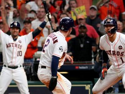 Houston Astros On The Brink Of World Series Crown After Thrilling, Extra-Innings Win Over Los Angeles Dodgers