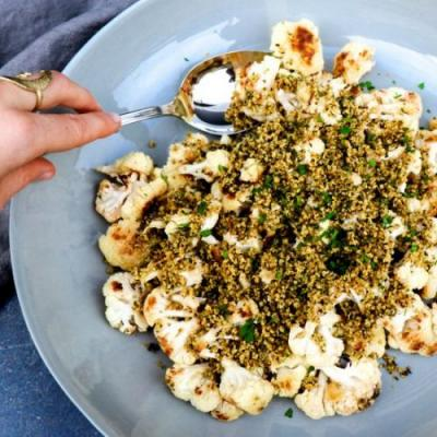 Cauliflower & Crunchy Herb Hemp