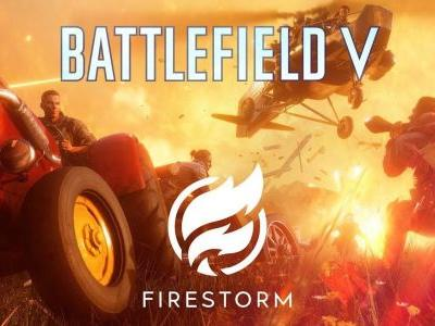 Battlefield 5 - Firestorm Receives New Details On Map, Objectives, Vehicles, And More