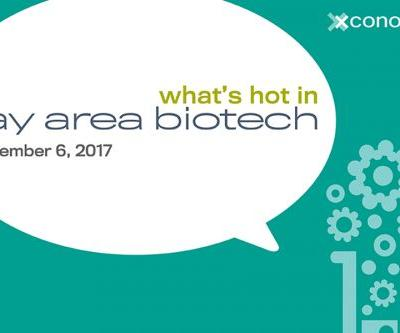 Check Out What's Hot in Bay Area Biotech on December 6
