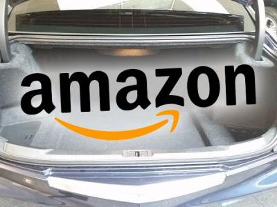 Pop the trunk: Amazon launches in-car delivery option