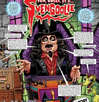 MAD 4 Sneak Peek: Svengoolie!