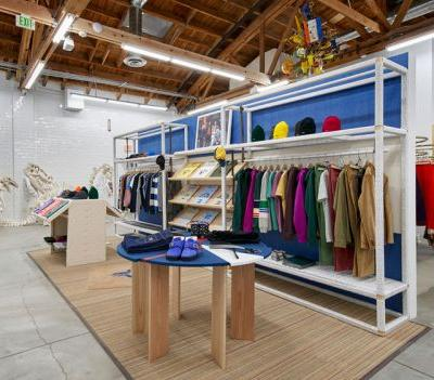 NOAH Reveals Dover Street Market LA Space & Exclusive Items