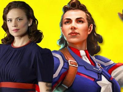 Marvel What If TV Series Imagines Peggy Carter As Captain America