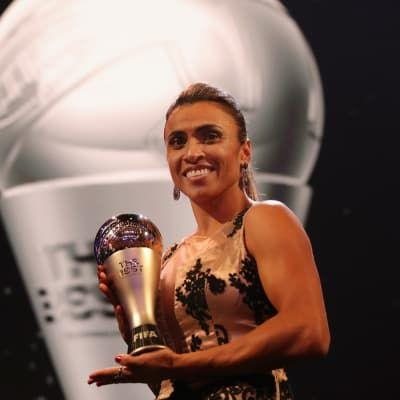 Marta: A great responsibility comes with winning this award