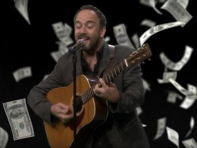 Dave Matthews Covers Cardi B, Migos, and Lil Pump on 'Fallon'